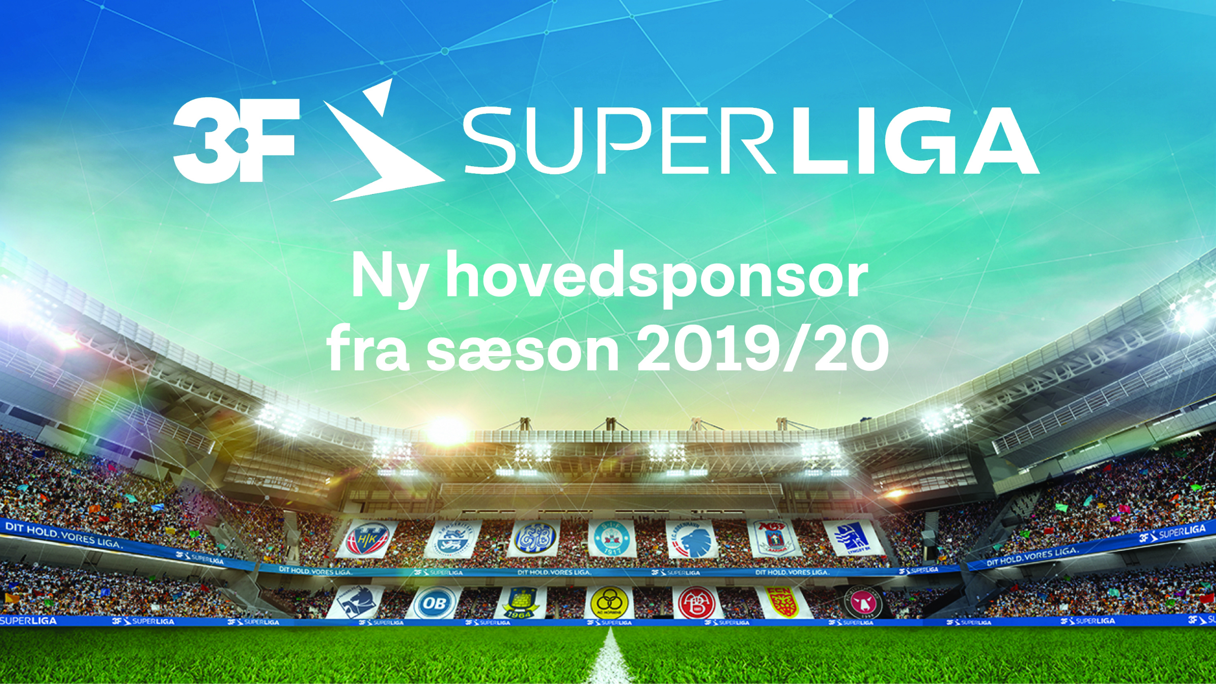 Superliga Sponsor